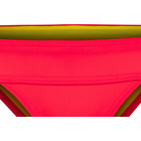 arena Desire Brief Women fluo red-yellow star